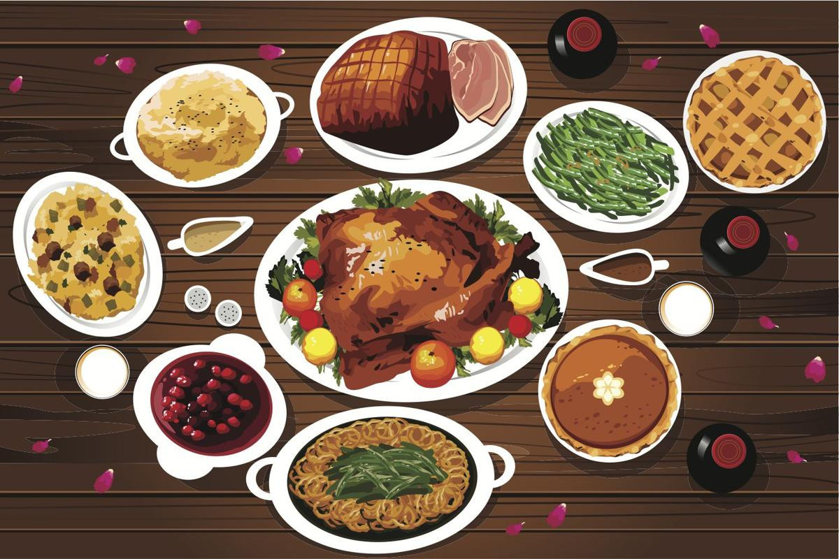 Food 4 Less Thanksgiving Dinners  First Reformed Church to offer free Thanksgiving meal