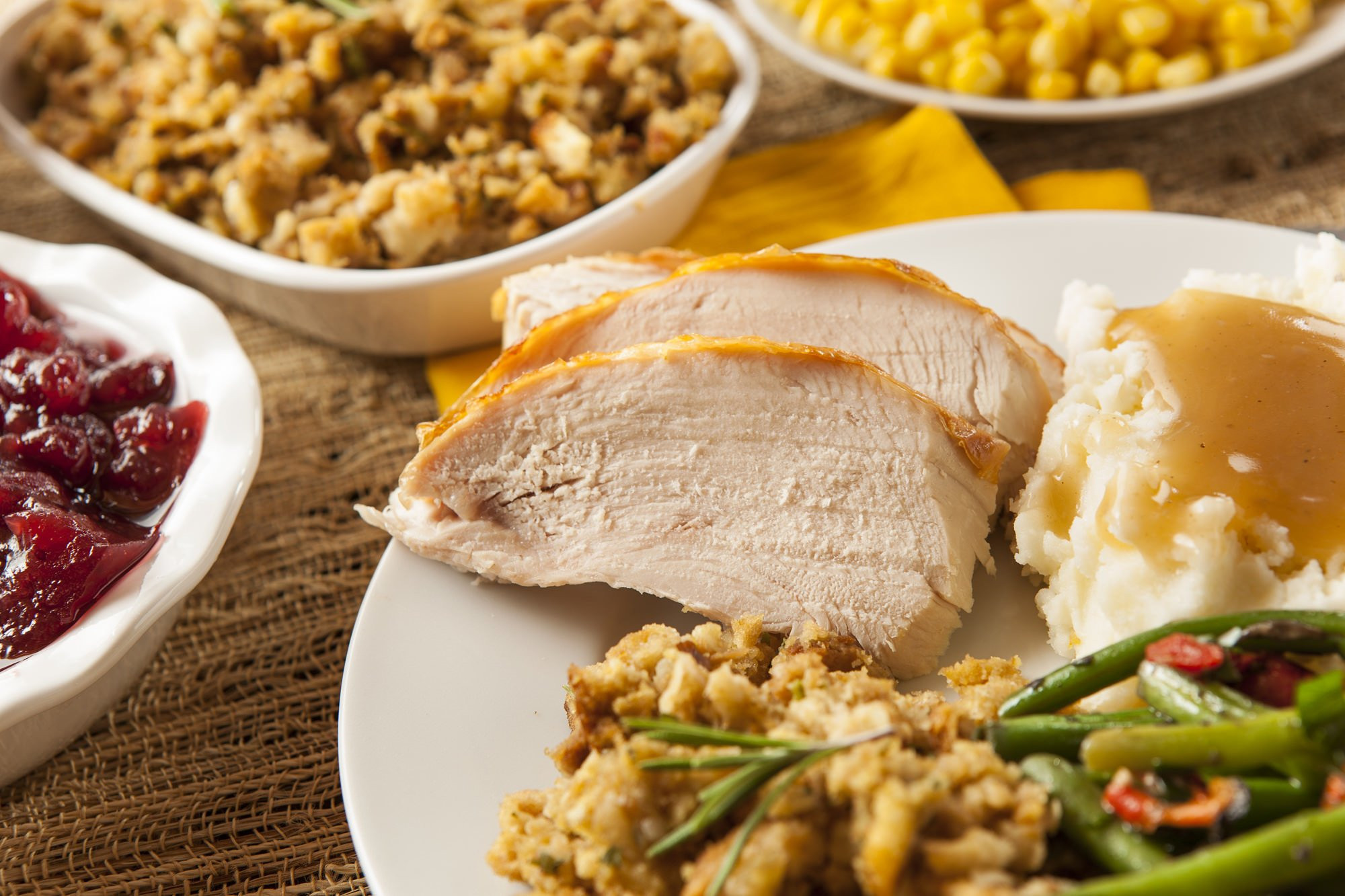 Food 4 Less Thanksgiving Dinners  Southern Thanksgiving Recipes for your Smoky Mountain Trip