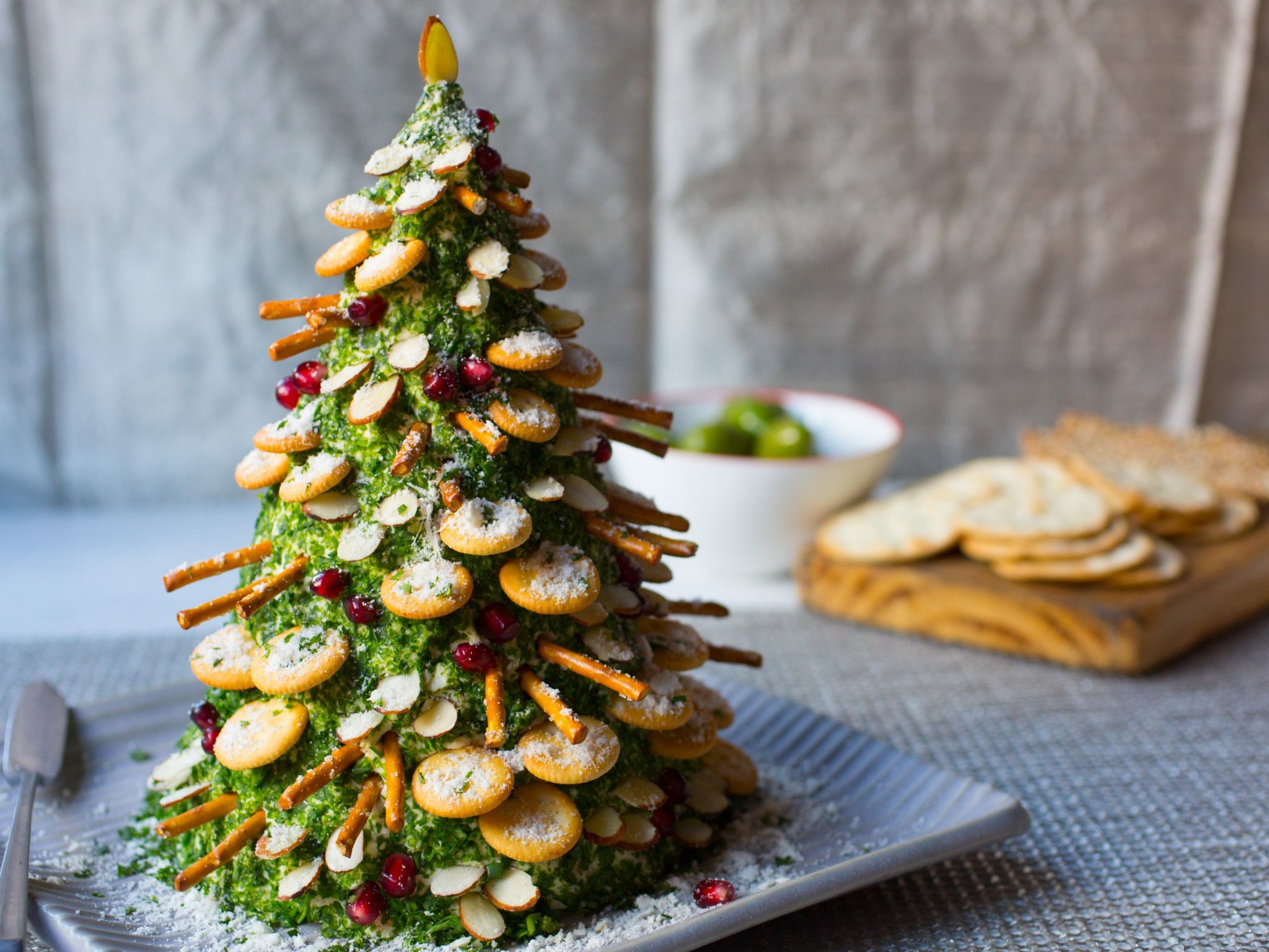 Food Network Christmas Appetizers  Holiday and Christmas Party Platter Ideas and Recipes
