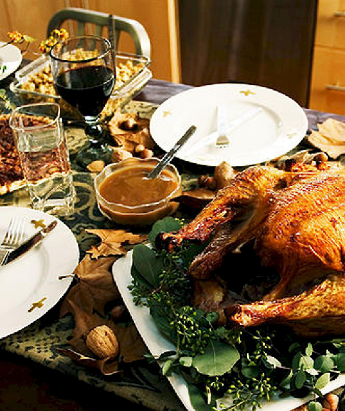 Free Thanksgiving Dinner 2019  Wildfox Restaurant in Novato Thanksgiving Dinner