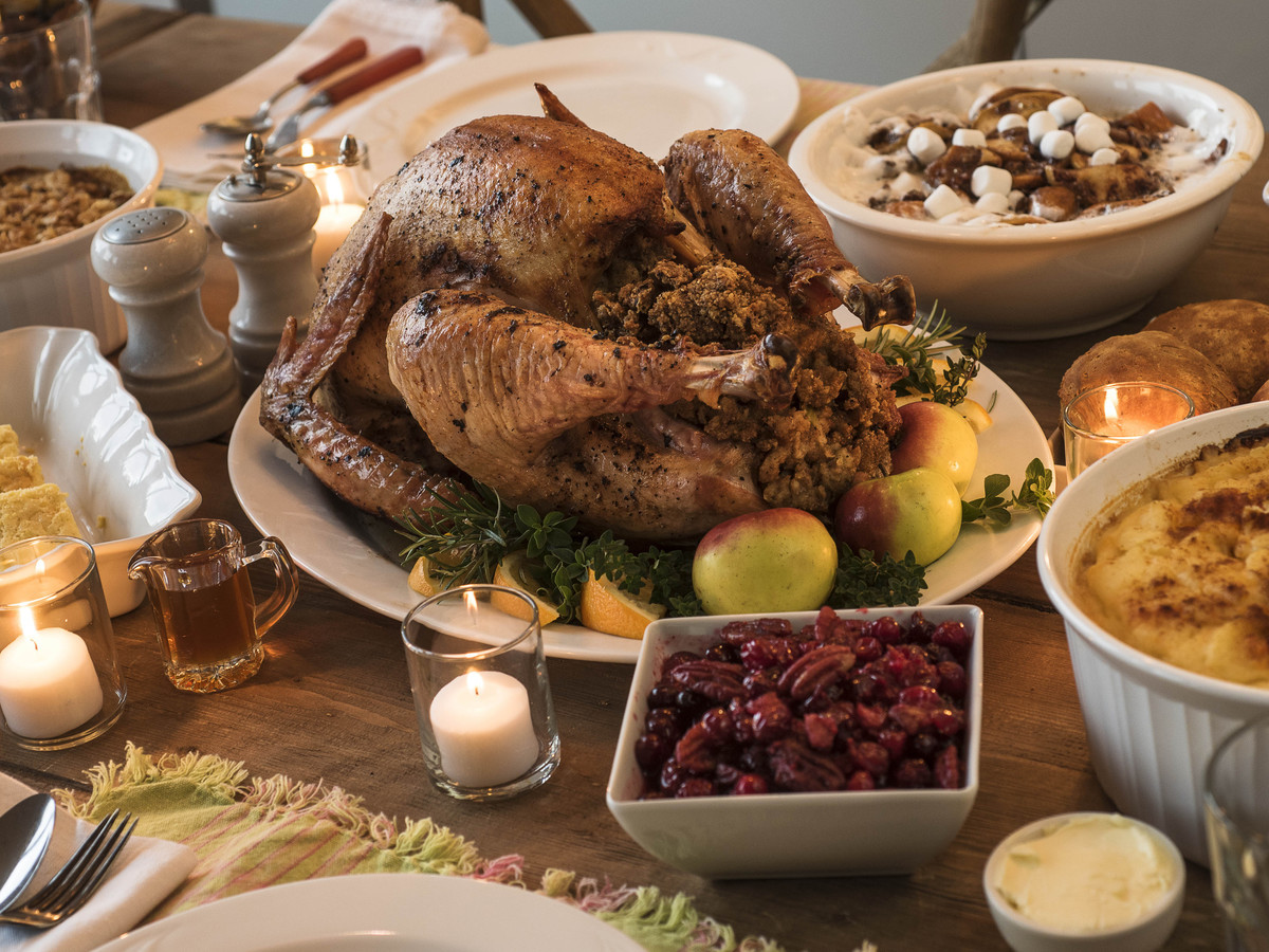 Free Thanksgiving Dinner 2019  Thanksgiving Dinner Cost Cheaper This Year Study Says