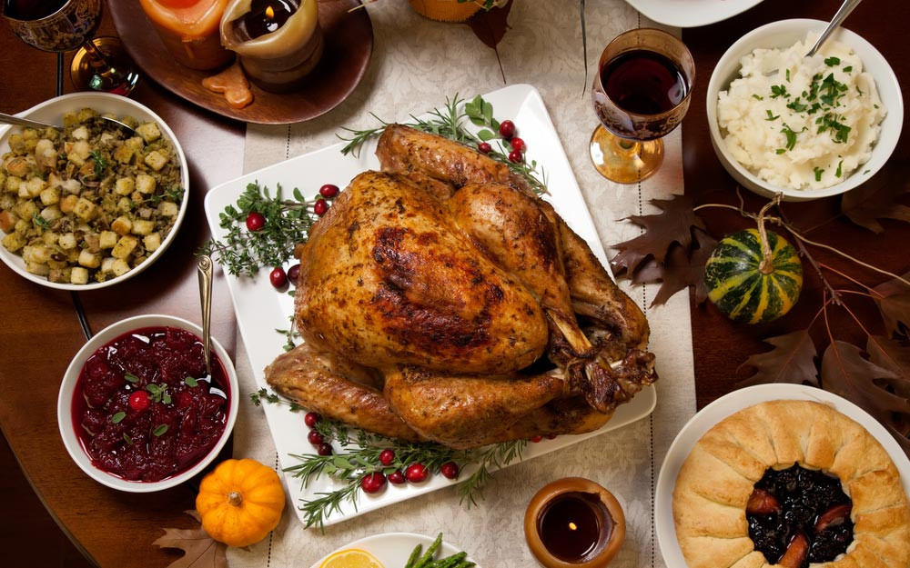 Free Thanksgiving Dinner 2019  How to Recover from a Thanksgiving Eating Binge