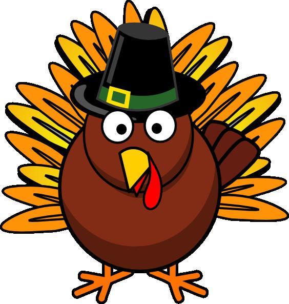 Free Turkey Clipart Thanksgiving  Thanksgiving Turkey Clip Art at Clker vector clip