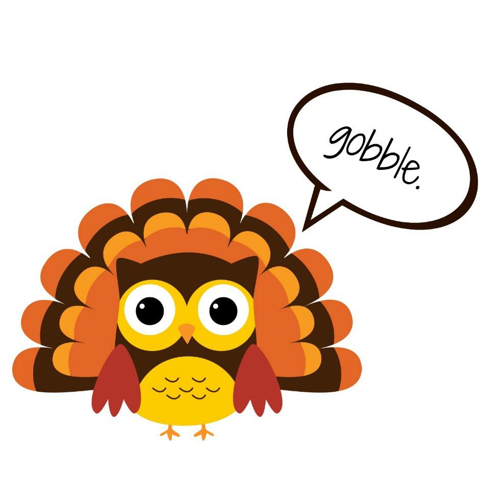 Free Turkey Clipart Thanksgiving  Printable Thanksgiving Placecards Creative Market Blog