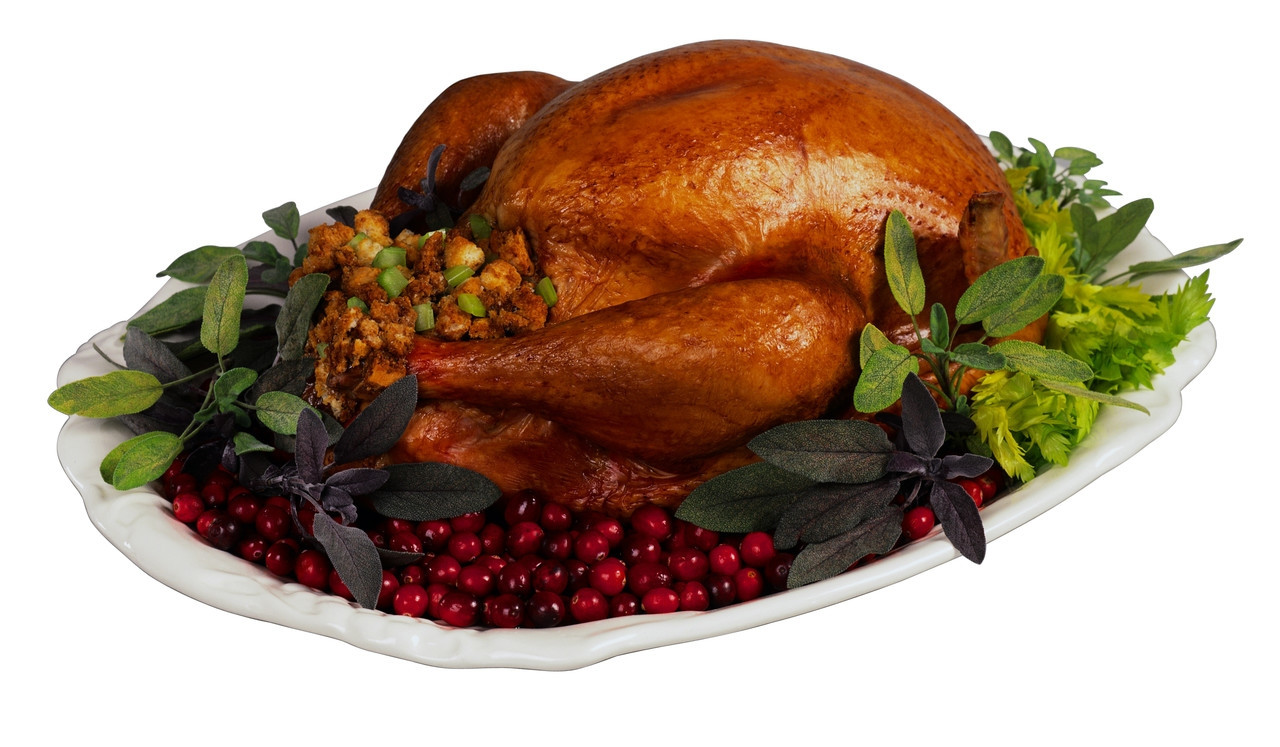 Fresh Turkey For Thanksgiving  Top 10 Favorite Thanksgiving Dishes ward State
