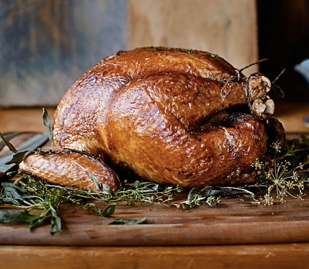 Fresh Turkey For Thanksgiving  Domestic Details 12 Tips for Roasting the Perfect