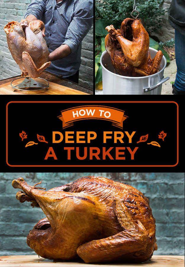 Fried Turkey For Thanksgiving  Best 25 Deep fried turkey recipe ideas on Pinterest