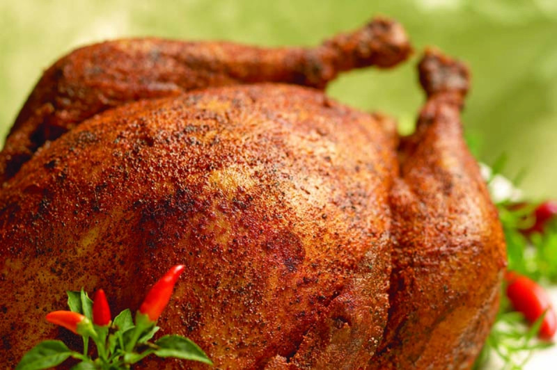 Fried Turkey For Thanksgiving  News Popeyes Cajun Turkeys Now Available