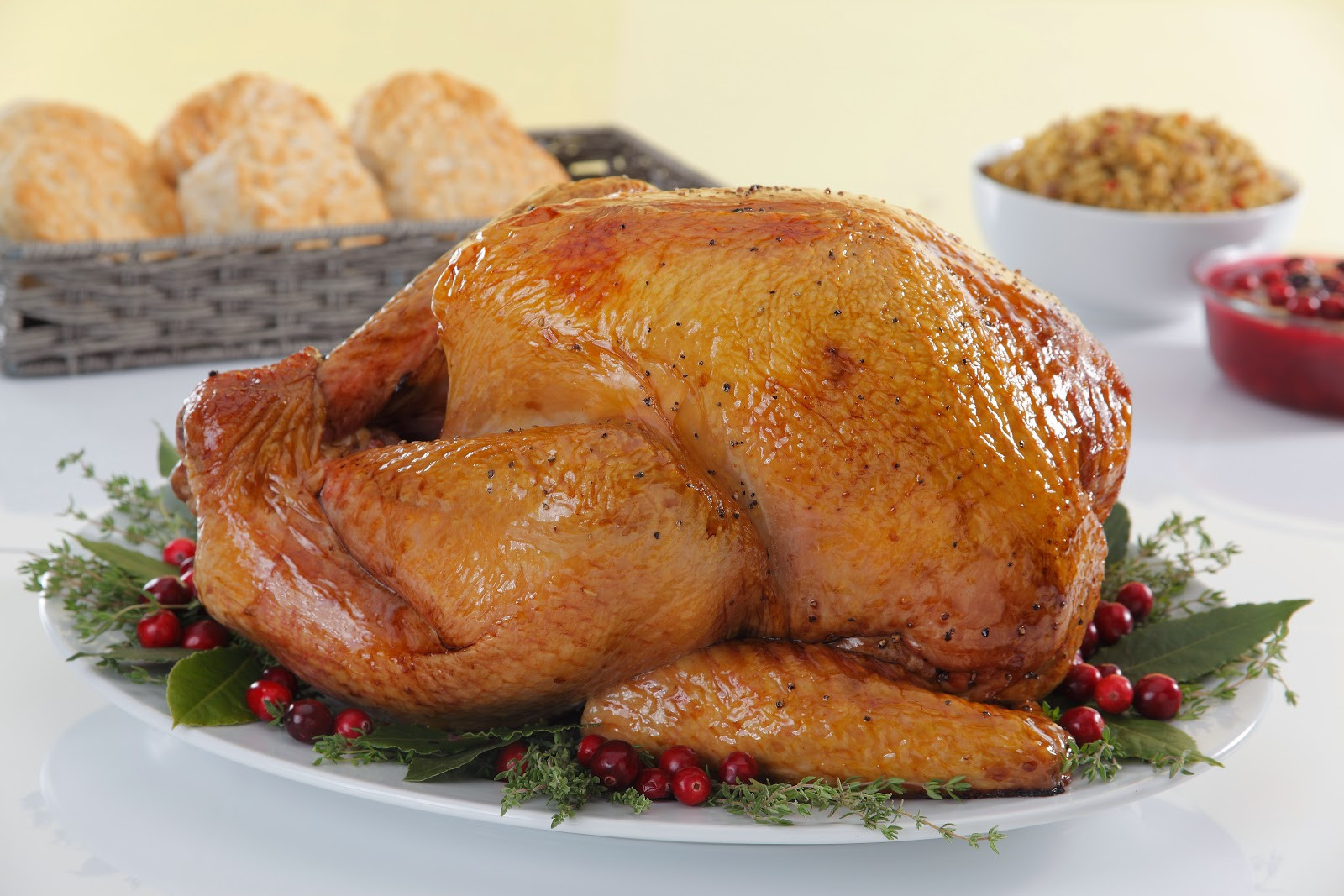 Fried Turkey For Thanksgiving  Try out Bojangles Seasoned Deep Fried Turkey for