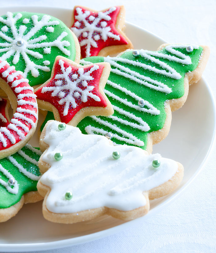 Frosting For Christmas Cutout Cookies  Christmas Cut Out Cookies The Cooking Mom