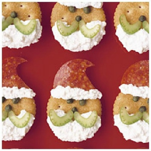 Fun Christmas Appetizers  Healthy Christmas Food Ideas for Kids Clean and Scentsible