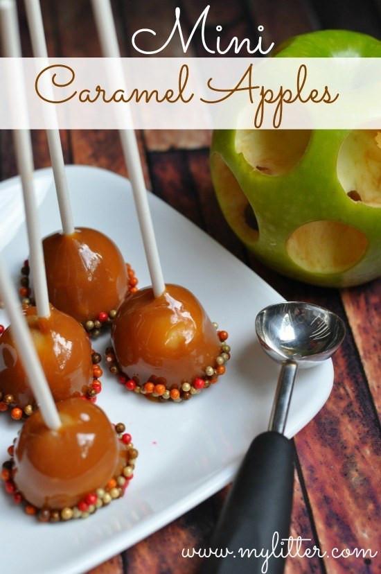 Fun Fall Desserts  23 Fun And Festive Thanksgiving Desserts That Kids Will Love