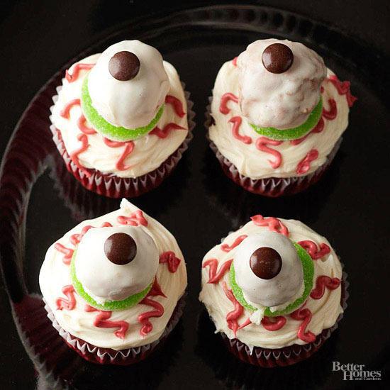 Fun Halloween Cupcakes  Wickedly Fun Halloween Cupcakes