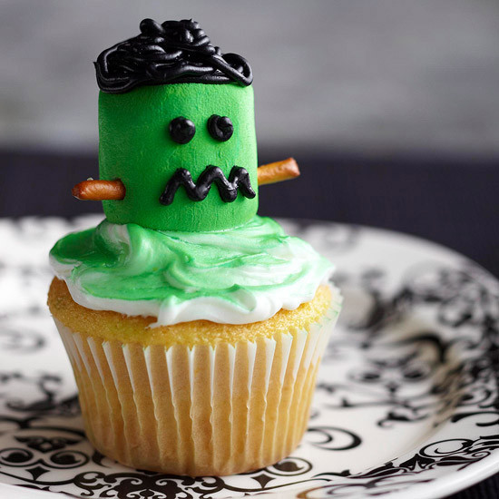 Fun Halloween Cupcakes  BEST Halloween Treats