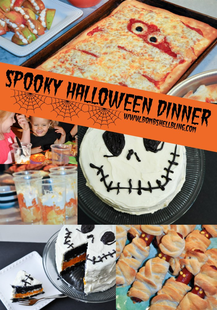 Fun Halloween Dinners  Sunday s Best Linkup 93 mother2motherblog