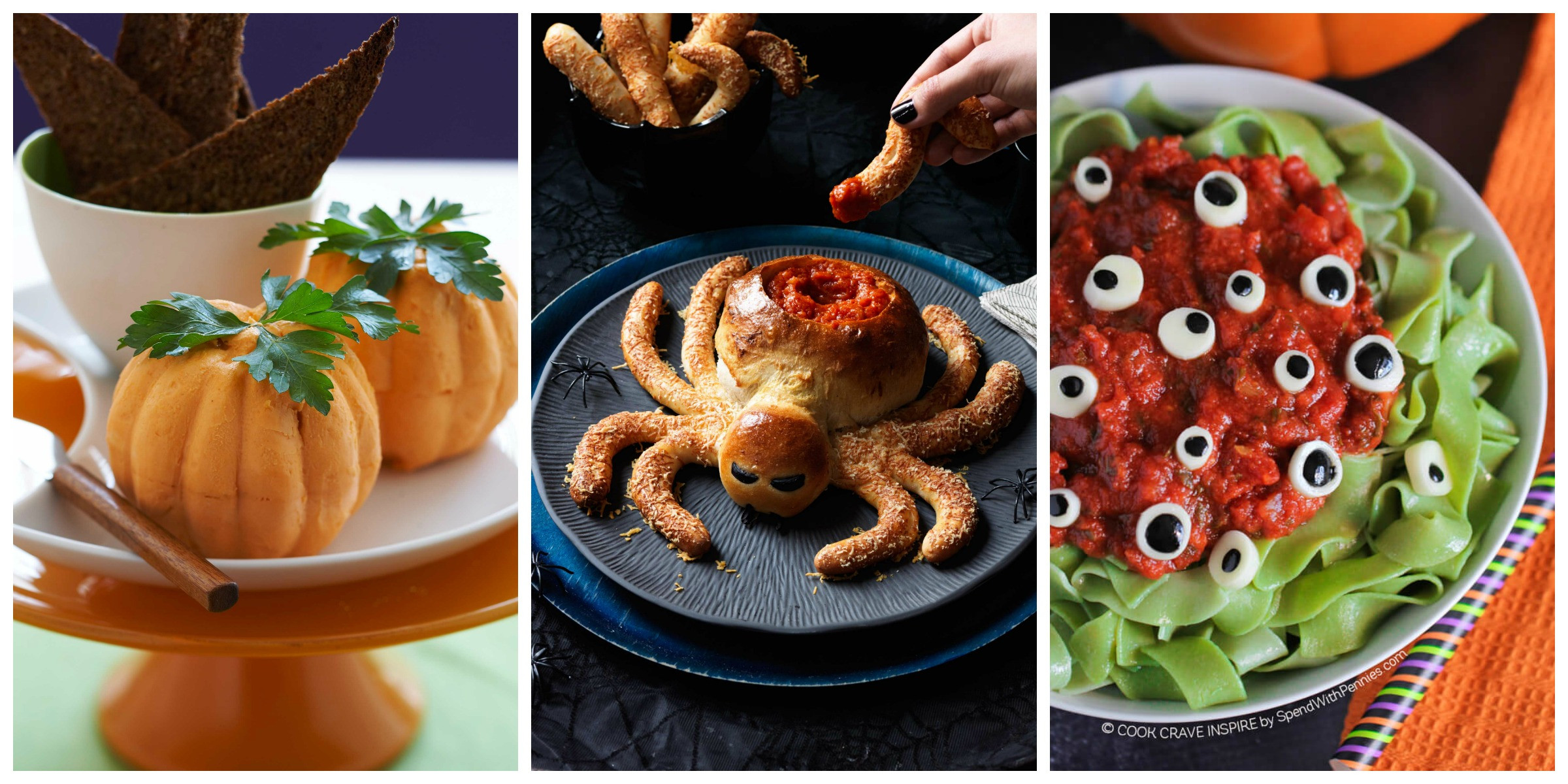 Fun Halloween Dinners  25 Spooky Halloween Dinner Ideas Best Recipes for
