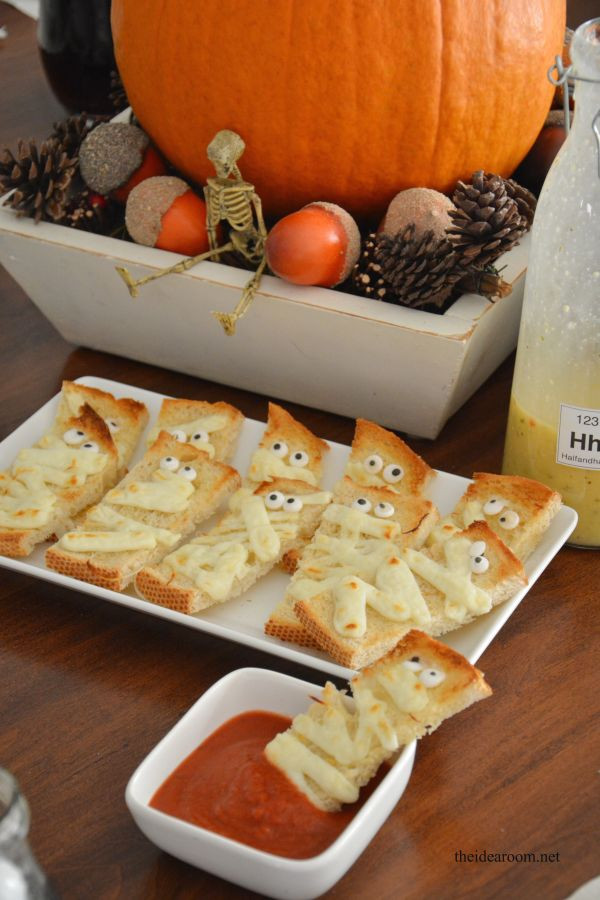 Fun Halloween Dinners  It s Written on the Wall We ve Rounded up 18 Yummy & Fun