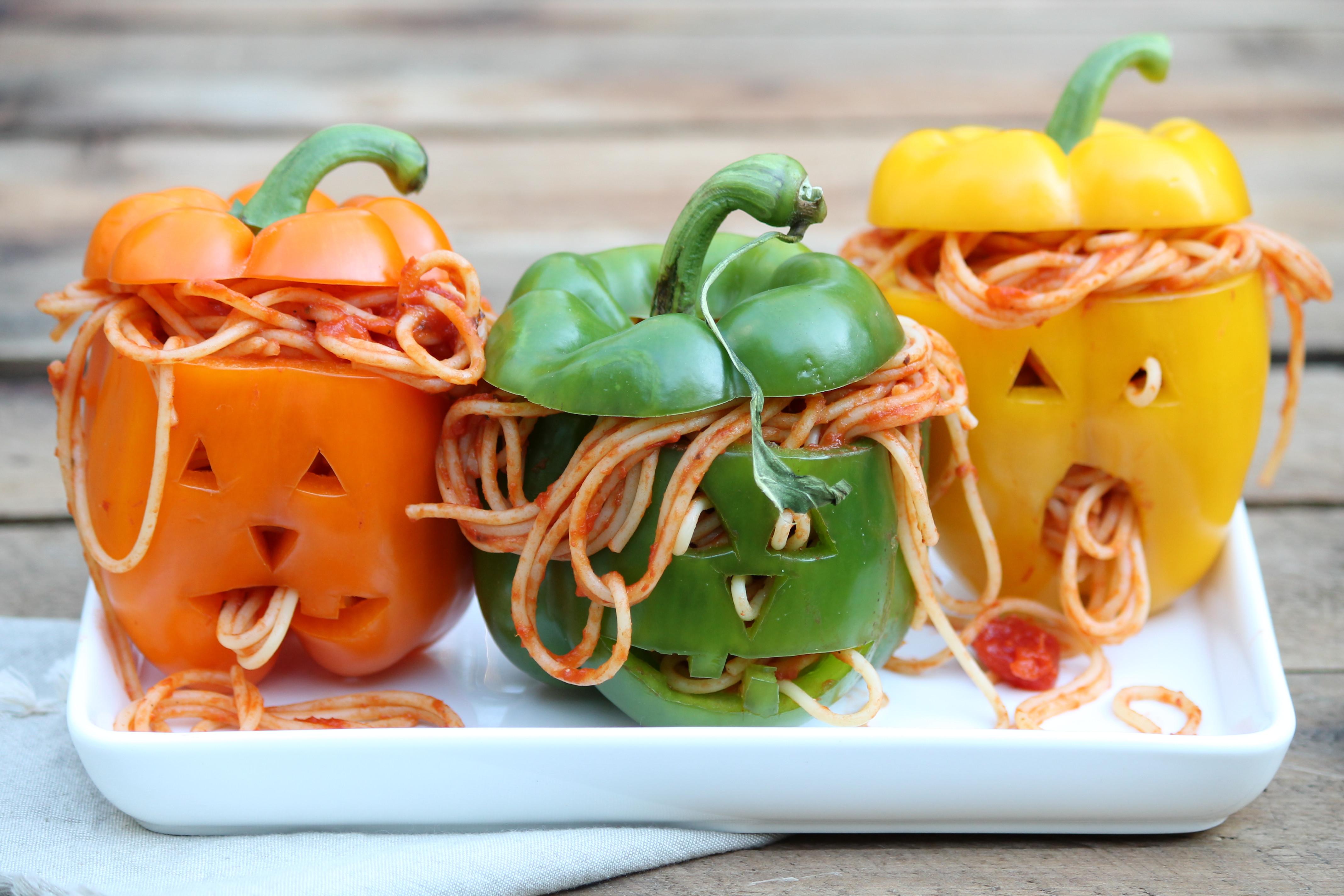 Fun Halloween Dinners  Spooky Halloween Dinners