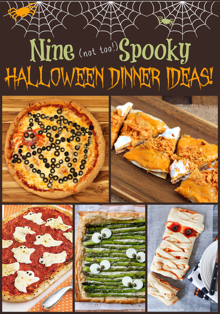 Fun Halloween Dinners  Fun Halloween Dinner Ideas The Weary Chef