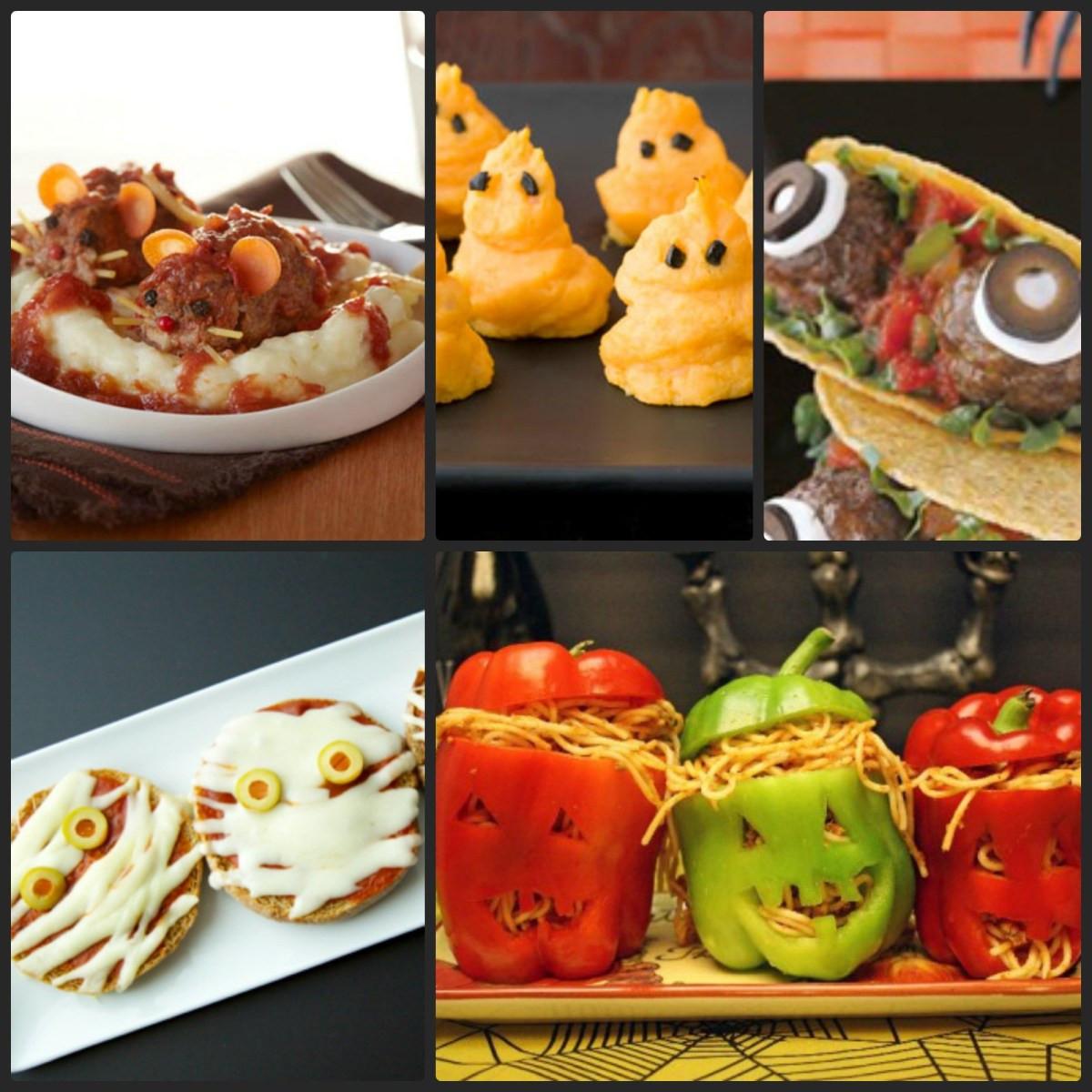 Fun Halloween Dinners  Spooky Halloween Dinners — Today s Every Mom