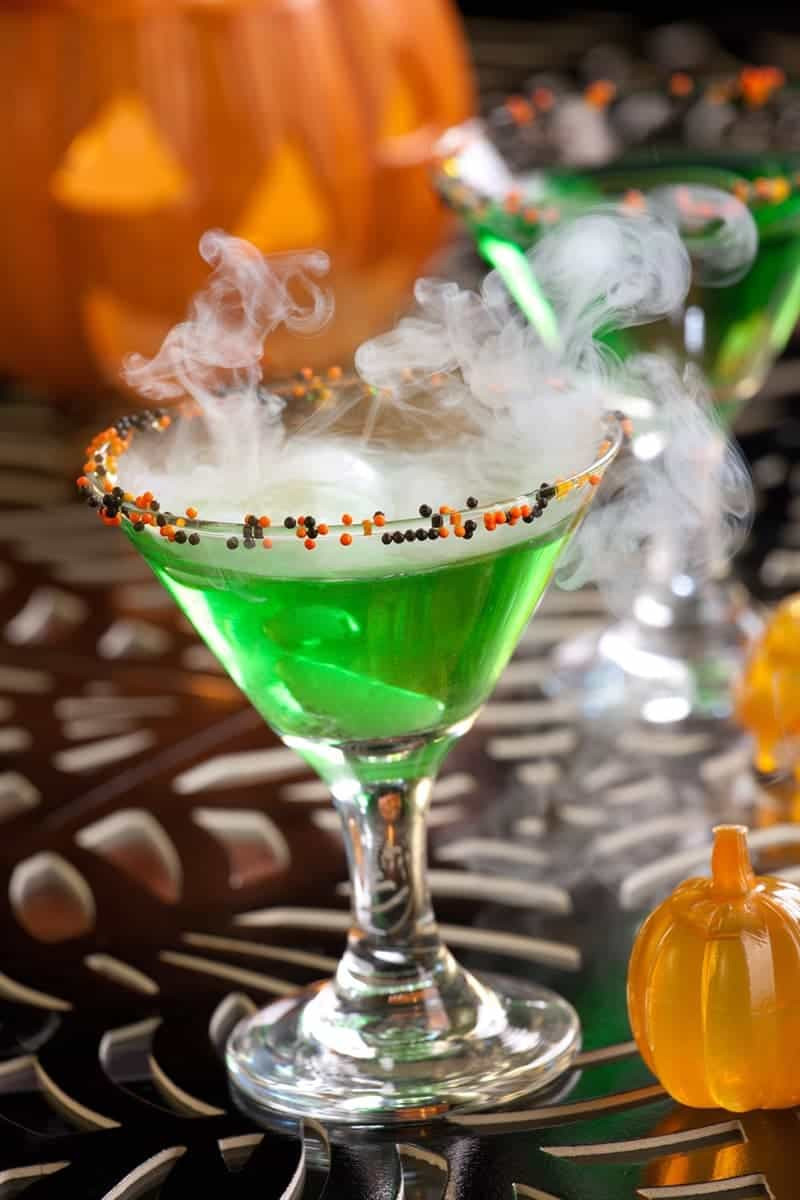 Fun Halloween Drinks Alcohol  Spooktacular Halloween Cocktails 730 Sage Street