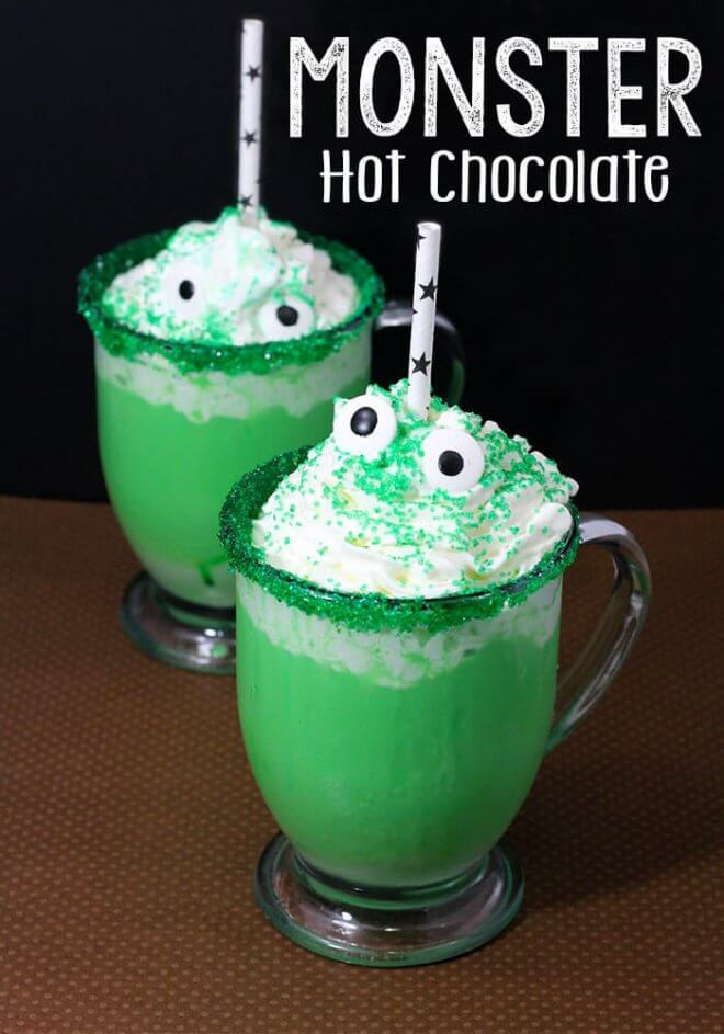 Fun Halloween Drinks Alcohol  25 Halloween Drinks for Kids Spaceships and Laser Beams