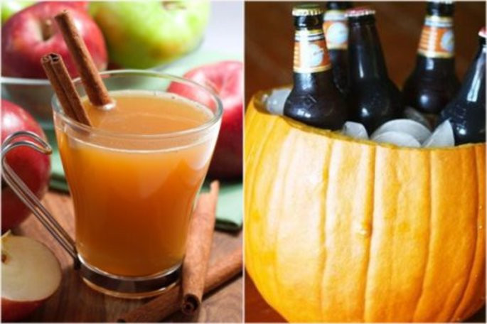Fun Thanksgiving Drinks  Fun & Sophisticated Ideas for Your Thanksgiving Wedding Menu