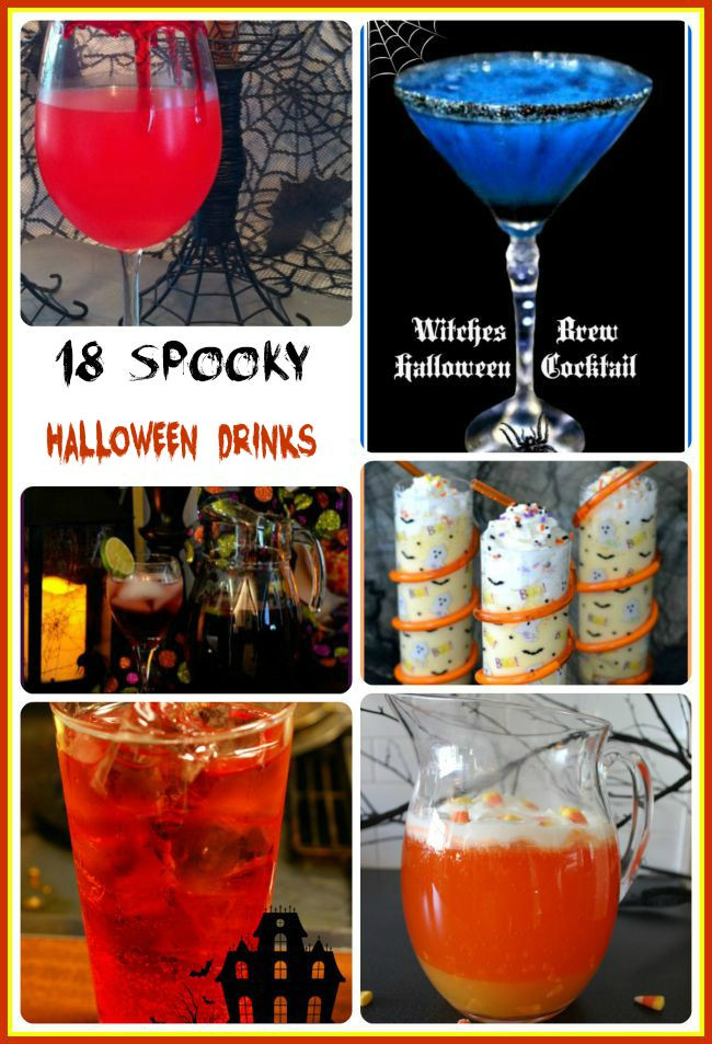 Funny Halloween Drinks  Scare up some Ghoulish Fun with these Bud Friendly