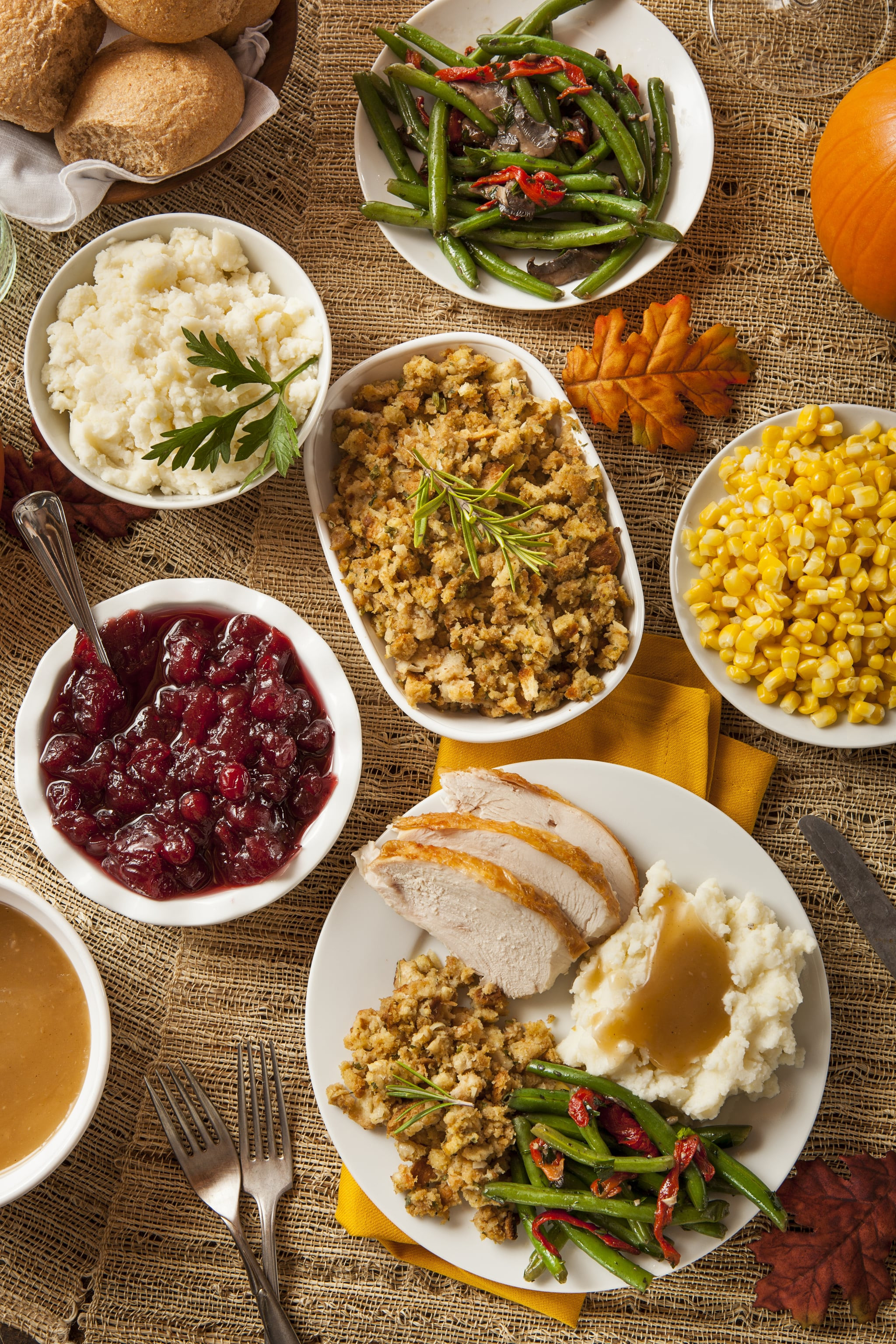Gelson'S Thanksgiving Dinner 2019  Thanksgiving Survey Statistics and Fun Facts
