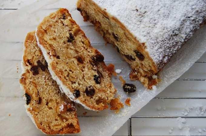 German Christmas Bread Stollen Recipe  German Christmas Baking 15 fabulously festive recipes A