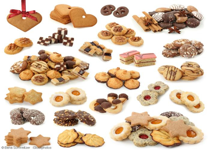 German Christmas Cookies  Authentic German Christmas Cookies Facts and traditional