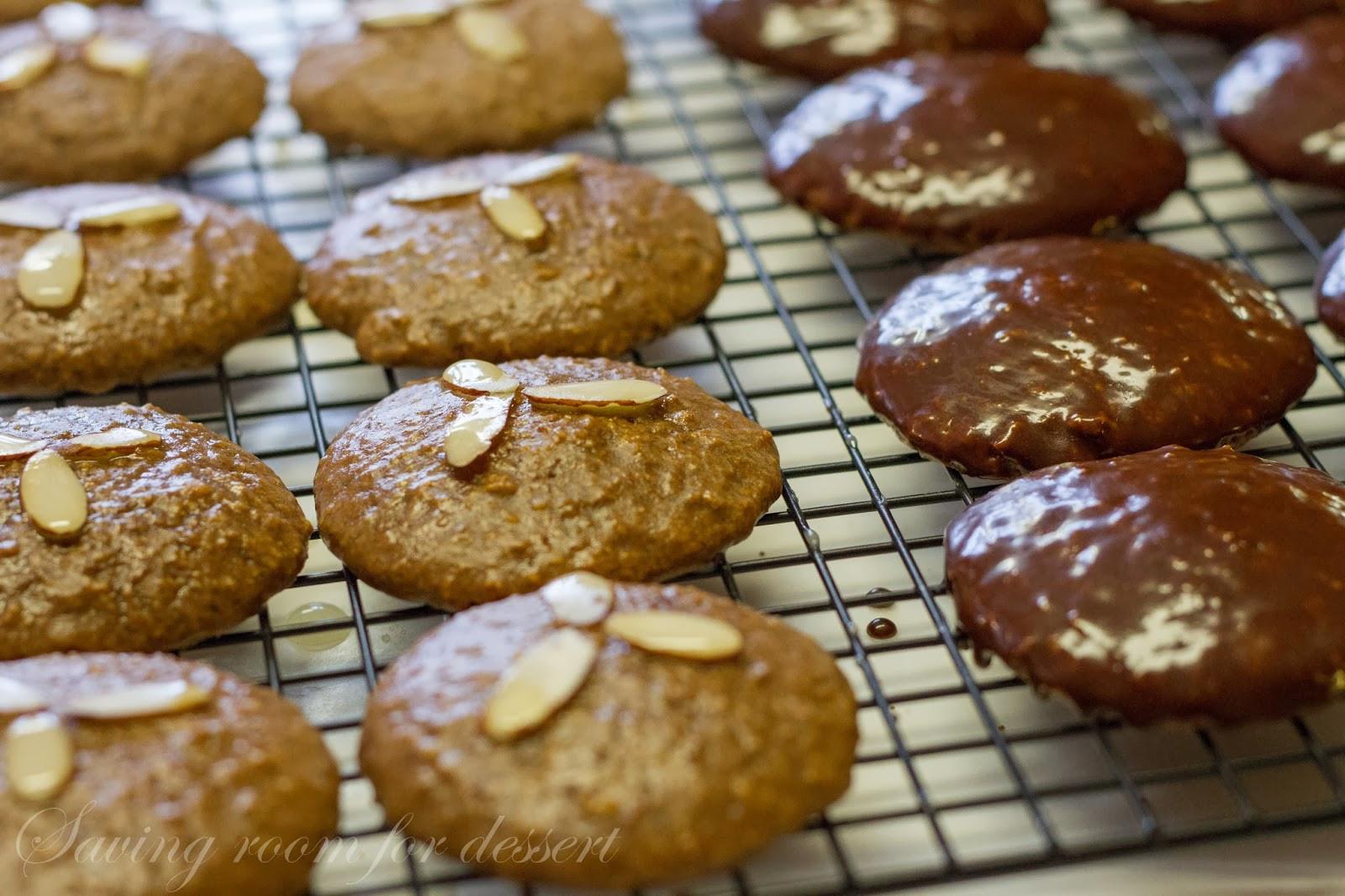 German Christmas Cookies Lebkuchen  Lebkuchen Saving Room for Dessert