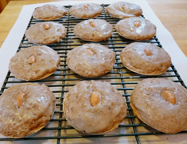 German Christmas Cookies Lebkuchen  Nurnberger Lebkuchen German Gingerbread