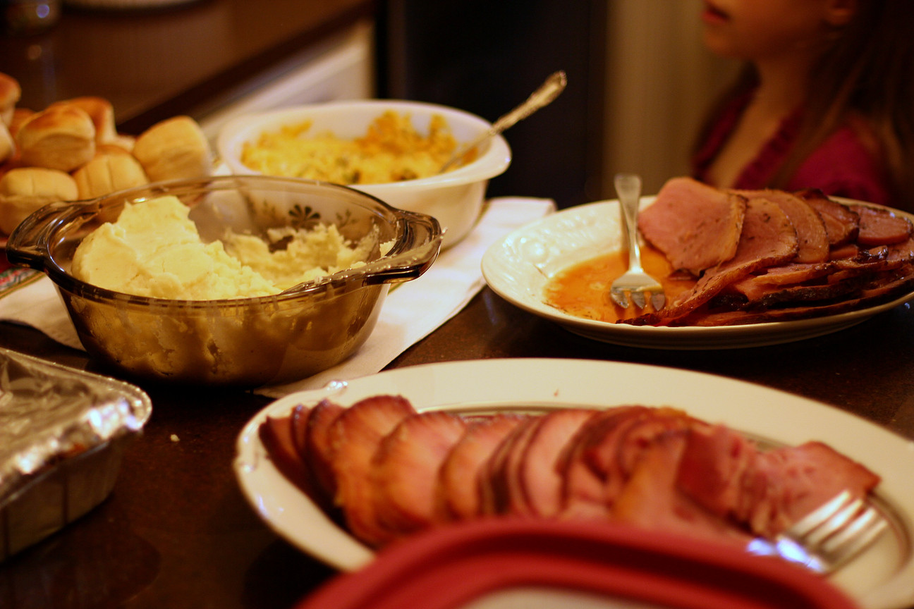 Giant Thanksgiving Dinner 2019  Thanksgiving Dinner