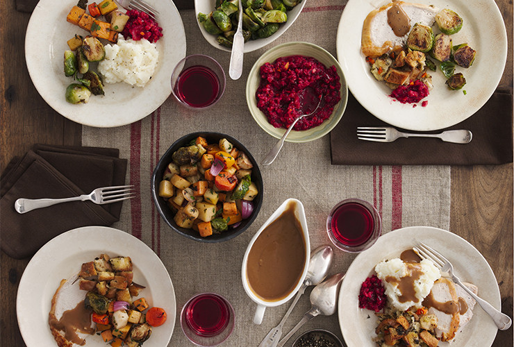 Giant Thanksgiving Dinner 2019  Fort Lauderdale Restaurants Serving Up Thanksgiving Feasts