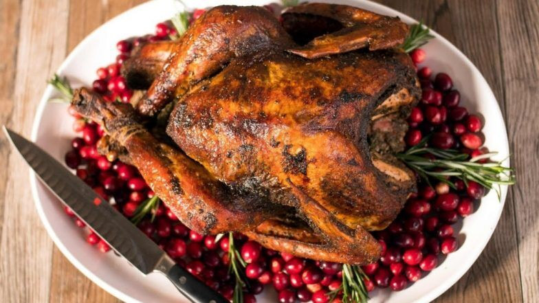 Giant Thanksgiving Dinner 2019  Thanksgiving 2018 What Are Health Benefits of Eating