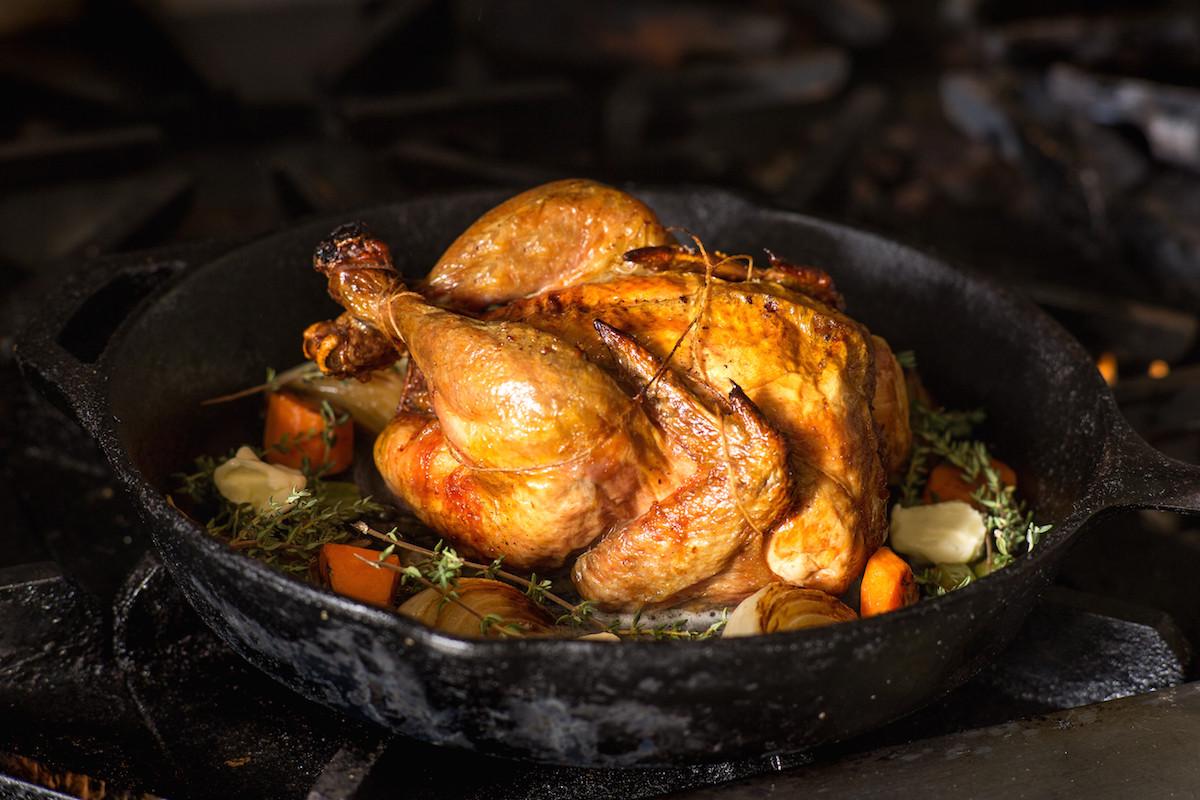 Giant Thanksgiving Dinner 2019  Meat & Three Thanksgiving Dinner