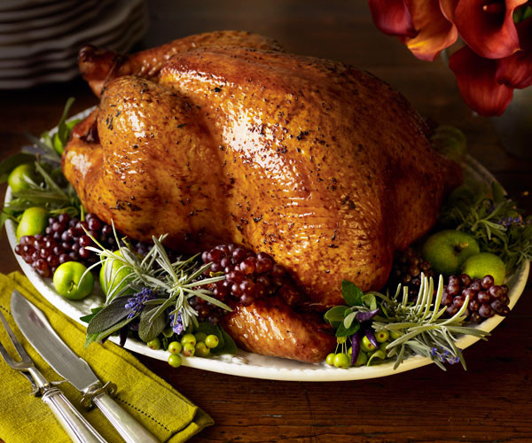 Giant Thanksgiving Turkey Dinner  Christmas Dinners Easy Christmas Eve Dinners