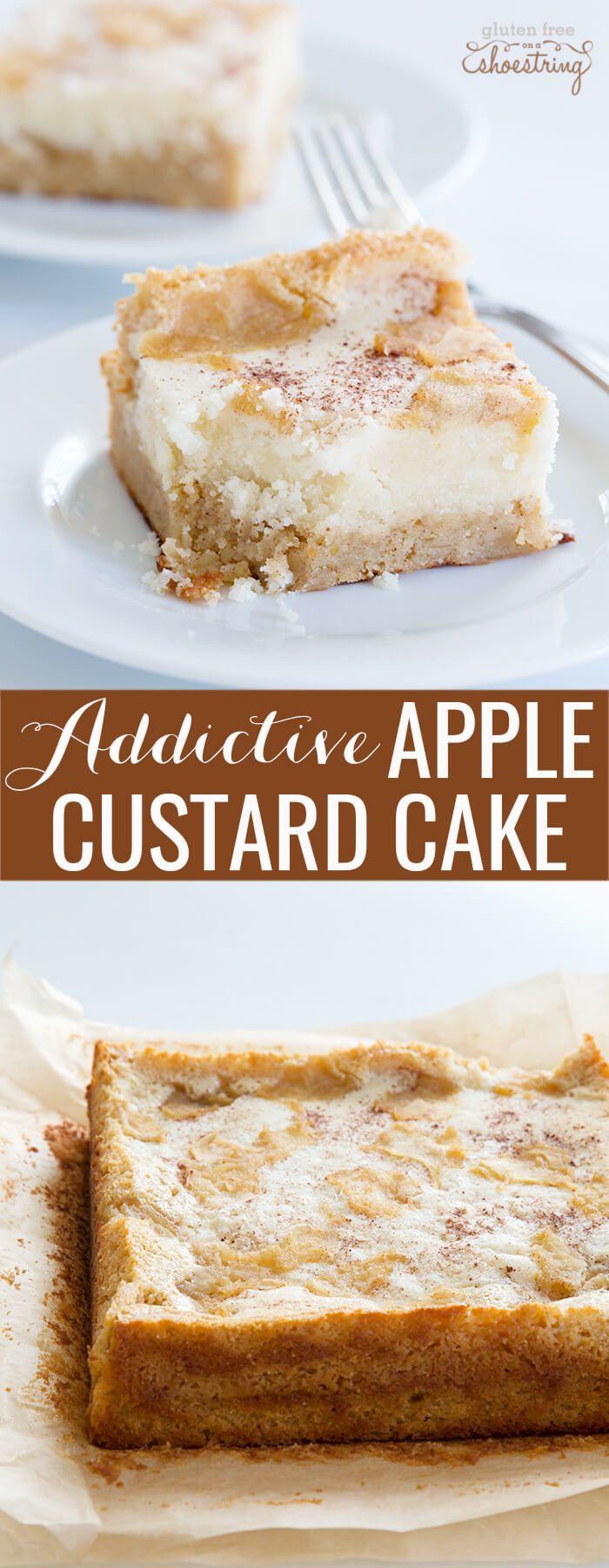 Gluten Free Fall Desserts  25 bästa Apple custard idéerna på Pinterest
