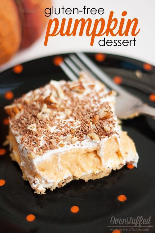 Gluten Free Fall Desserts  17 Best images about Fall Holidays on Pinterest