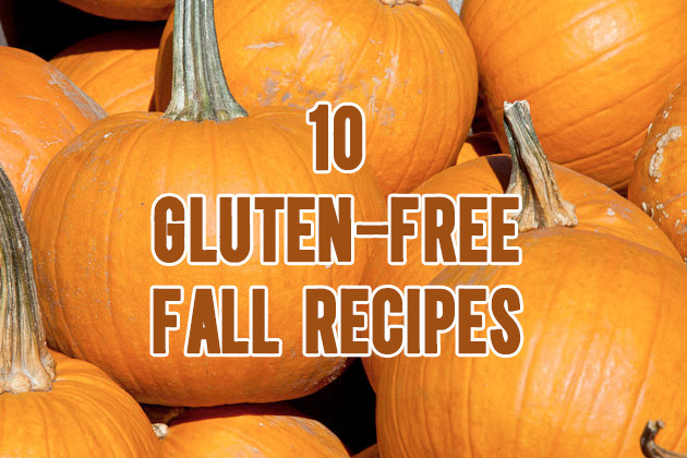 Gluten Free Fall Recipes  10 Gluten free Recipes for Fall