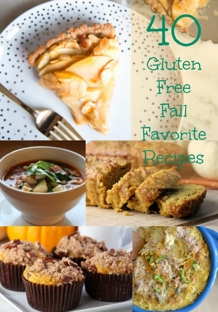 Gluten Free Fall Recipes  40 Gluten Free Fall Favorite Recipes