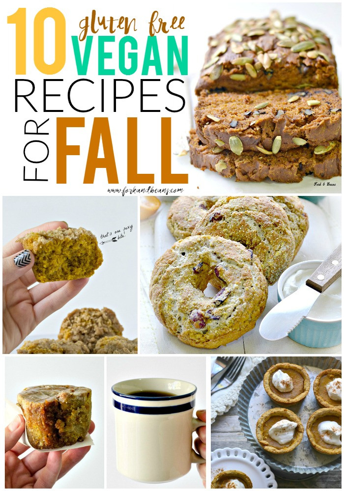 Gluten Free Fall Recipes  10 Gluten Free Vegan Recipes for Fall Fork and Beans