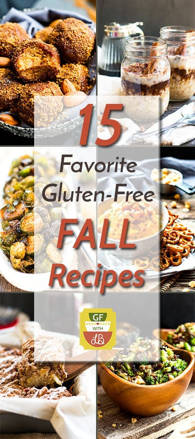 Gluten Free Fall Recipes  15 Favorite Gluten Free Fall Recipes from Gluten Free with