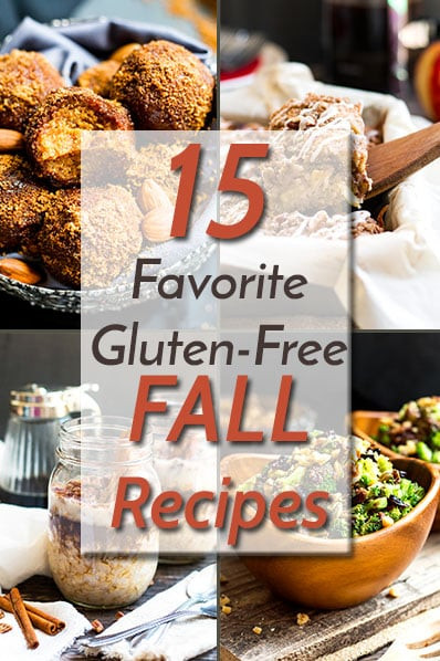Gluten Free Fall Recipes  Healthy Caramel Pumpkin Dip