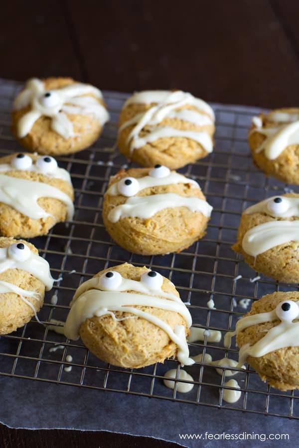 Gluten Free Halloween Cookies  Last Minute Gluten Free Halloween Treats For All the Kids