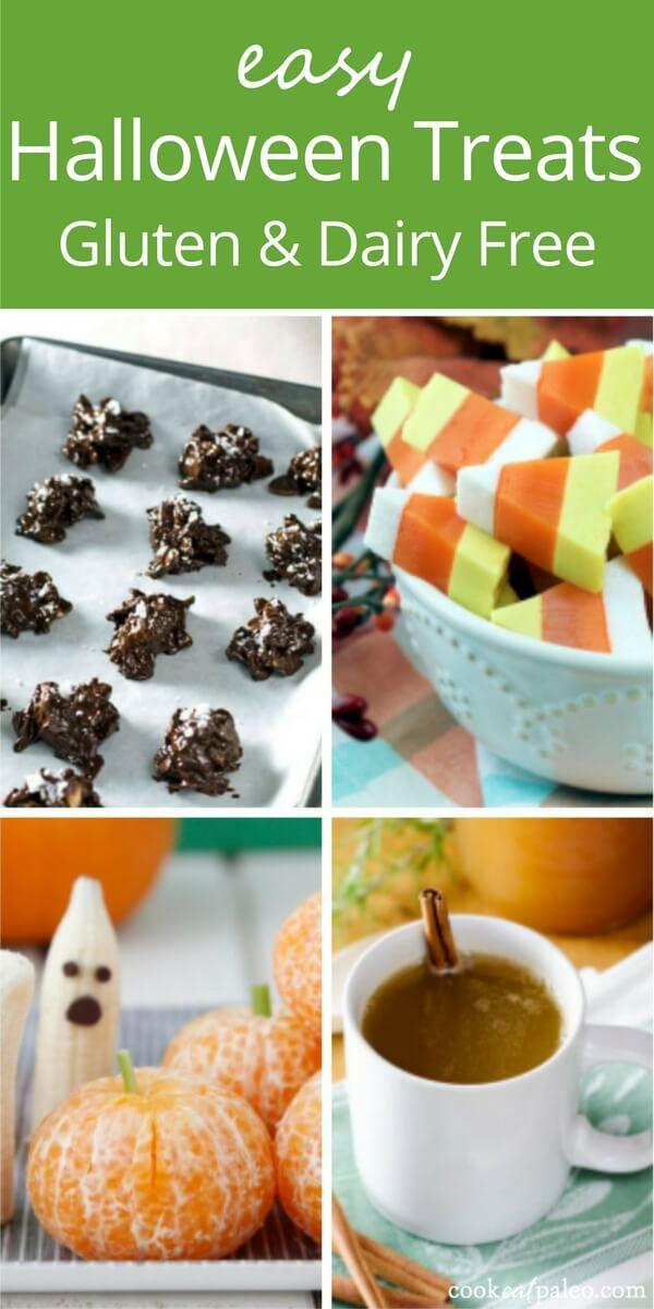 Gluten Free Halloween Cookies  10 Easy Halloween Treats That Are Gluten & Dairy Free
