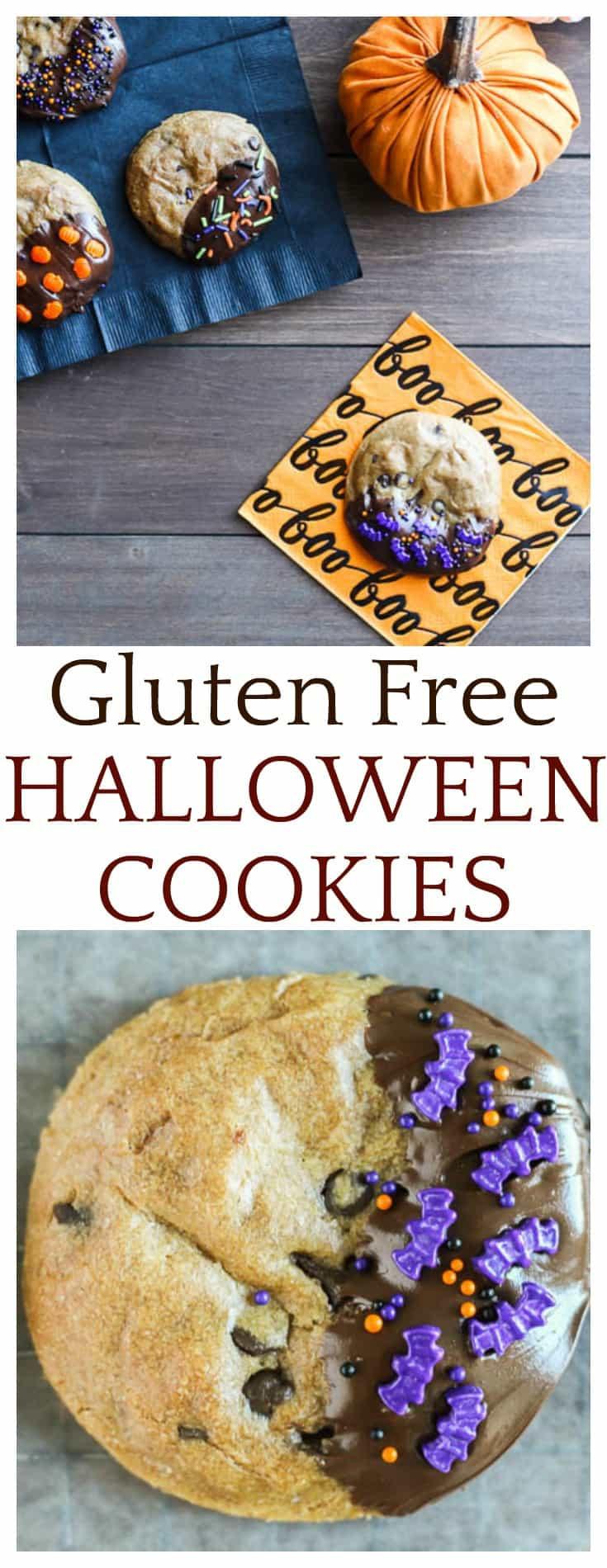 Gluten Free Halloween Cookies  Immaculate Gluten Free Halloween Cookies Delicious