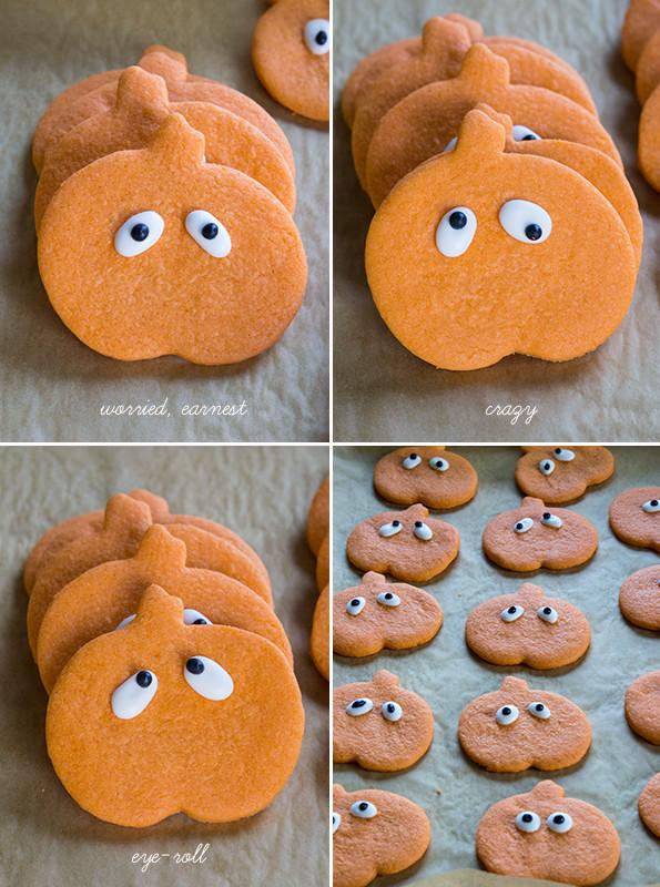 Gluten Free Halloween Cookies  Gluten Free Halloween Sugar Cookies