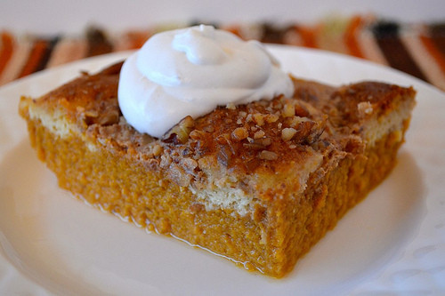 Gluten Free Pumpkin Desserts Thanksgiving  Pumpkin Dessert Go Ahead Honey It's Gluten Free